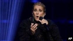 Celine Dion anuncia Courage World Tour, que comenzará el 18 de septiembre de 2019, durante un evento especial en vivo en The Theatre at Ace Hotel el miércoles 3 de abril de 2019, en Los Ángeles.