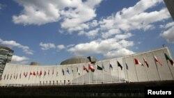 Kantor pusat PBB di New York (Foto: dok). Misi PBB di Afghanistan melaporkan sebanyak 2.754 warga sipil yang bekerja untuk pemerintah tewas dalam serangan tahun lalu, Selasa (19/2).