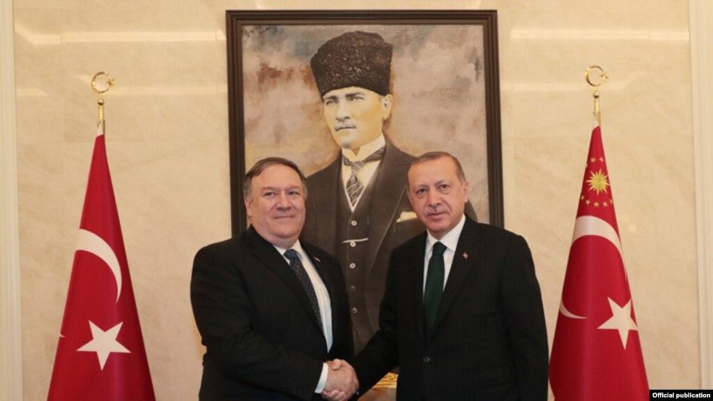 Türkiye ABD'ye İlişkilerde İyileşme Beklentisini İletti