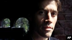 Jurnalis Amerika, James Foley, yang dibunuh militan Negara Islam (ISIS) di Suriah.