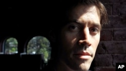被伊斯蘭國極端組織殺害的美國記者詹姆斯•弗利