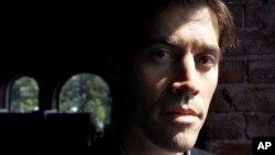 Nhà báo Mỹ James Foley bị nhóm Nhà nước Hồi giáo giết chết ở Syria.