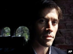 IS militants demanded a ransom for journalist James Foley, murdered in August.