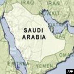 沙特阿拉伯地理位置图