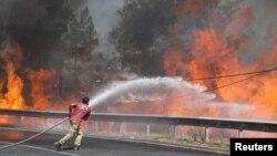 Požari ugrožavaju i turistička mesta na jugu Turske