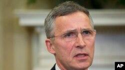 NATO-nun Baş katibi YensStoltenberg