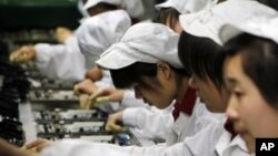 Công nhân ở Trung Quốc thường xuyên phải làm việc trong những điều kiện nguy hiểm