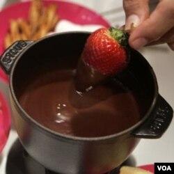 Najbolja kombinacija antioksidanasa: čokolada i jagode