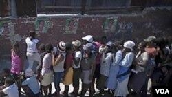 Ayiti-Eleksyon: Kandida yo ap Fè Dènye Rankont yo