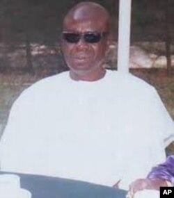 Amadou Samba, a close associate of Gambian President Yahya Jammeh and businessman