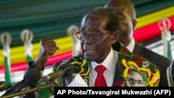 Mugabe Addresses Disunity in Zanu PF At Annual Conference