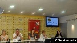 Konferencija Fonda za humanitarno pravo o sprovođenju Nacionalne strategije za procesuiranje ratnih zločina. (Foto: Medijacentar Beograd)