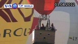 VOA60 Thế Giới 03/08/2012