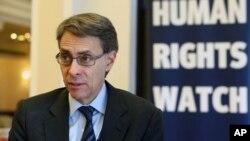 Виконавчий директор HRW Кеннет Рот