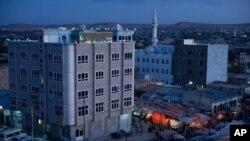 Magaalada Haregsya ee Somaliland