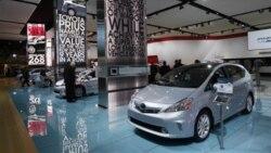 Las ventas de Toyota en el mercado estadounidense crecieron el mes pasado 87 por ciento.