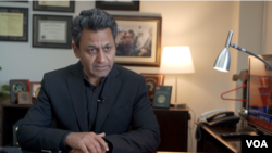 سینئر صحافی فہد حسین