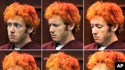 科羅拉多州戲院槍擊案疑兇詹姆斯‧霍爾姆斯
