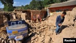 Dva razorna plitka zemljotresa magnitude 5,9 stepeni pogodila kinesku pokrajinu Gansu