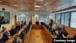 Sjednica VSTV-a (Foto: BIRN BiH)