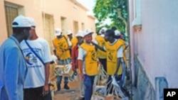 Angola - Desde o Inicio do Ano 17 Casos de Poliomielite