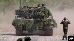 Військові навчання у Литві