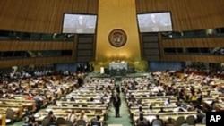 联合国安理会会场 (资料照片)