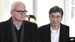 美国外交官对北韩核浓缩计划表示关注