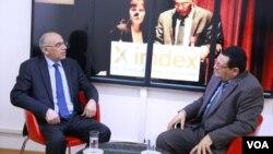 Rahim Hacıyev və Tapdıq Fərhadoğlu
