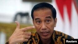 جوکو ویدودو، رئیس جمهور اندونیزیا