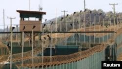 Тюрьма на базе ВМС США в Гуантанамо, Куба