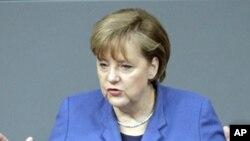 Thủ tướng Ðức Angela Merkel