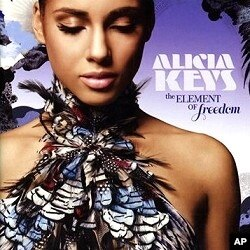 Alicia Keys' 'The Element of Freedom' CD