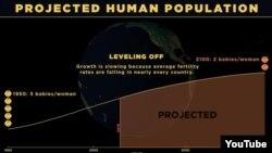 Dünya əhalisinin artım diaqramı