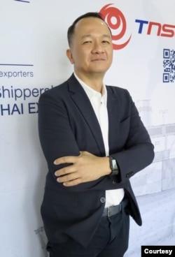 泰国出口商协会总裁茶罗苏克(照片提供:罗苏克,Chaichan Charoensuk)