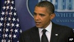 Predsednik Obama je ranije upozorio da bi njegov stav prema mogućoj vojnioj intervenciji u Sriji mogao da se izmeni ukoliko dodje do upotrebe hemijskog oružja.