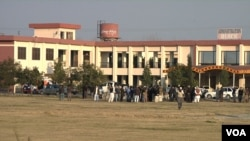 FILE - Bacha Khan University in Charsadda, Pakistan. A faction of the Taliban launched an attack last month that killed 21 people at the school.