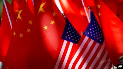 Image result for u.s., china, flags, pictures