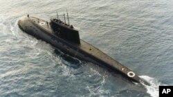 Российская дизельная подводная лодка проекта 636 «Варшавянка» (по классификции НАТО — Improved Kilo)
