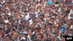 Dân số thế giới sắp đạt mốc 7 tỷ người