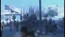 مخالفان سوريه می گويند دولت برای کوبيدن حلب از سلاح های سنگين استفاده کرده است