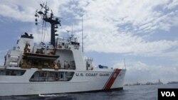 La Guardia Costera ha lanzado un operativo por aire y mar para tratar de localizar a posibles supervivientes.