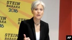 La candidata Jill Stein afirma que el electorado debe tener la oportunidad de escuchar todas las propuestas.