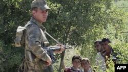 Сирия: расстреляна деревенская демонстрация