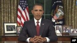 اوباما: افغانانو ته د امنیت مسولیت سپارل بل کال پیلیږي