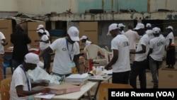 Burundi: Maafisa wa uchaguzi katika wilaya ya Bwiza Bujumbura
