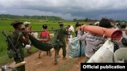 Maung taw- Maung daw - Rakhine
