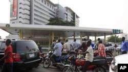 Hada-hada a kan titin birnin Lagos