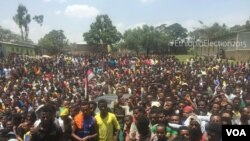 Ethiopia Election Campaign- Merera Gudina 3