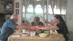 Americans Express Gratitude on Thanksgiving Holiday